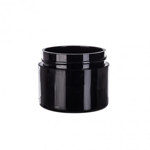 Βάζο πλαστικό μαύρο ARTEMIS 50ml