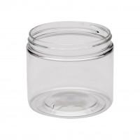 Βάζο πλαστικό pet διάφανο 200ml D70