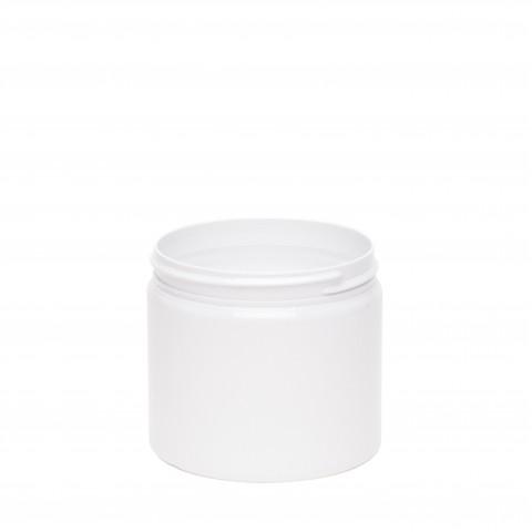 Βάζο πλαστικό Pet Λευκό 200ml D70