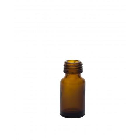 Φιάλη γυάλινη καραμελέ tondo 7ml pp18 (7/130)