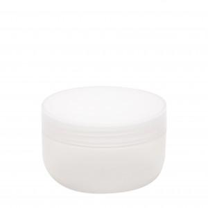 Βάζο πλαστικό DAVIDΕ natural 250ml με πώμα complete
